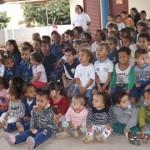 Atualmente, a creche tem capacidade para atender 85 crianças. Imagem: Arquidiocese de BH