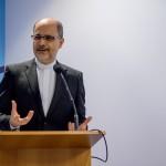 Bispo auxiliar da Arquidiocese de BH, Dom Mol, participa de Assembleia Geral da CNBB. Imagem: CNBB
