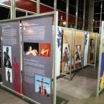 10 painéis integram a exposição o Santuário Nossa Senhora da Piedade. Imagem: Arquidiocese de BH