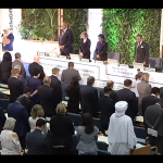 Ministro Ricardo Salles participa de Assembleia Ambiental da ONU