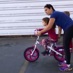 Projeto oferece aulas para aprender a andar de bicicleta