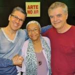 Tulio Mourão e D. Jandira